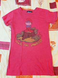 Smurf Tshirt