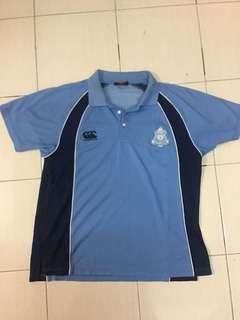 Canterbury tshirt