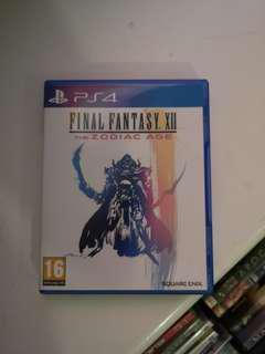 Ps4 final fantasy xii