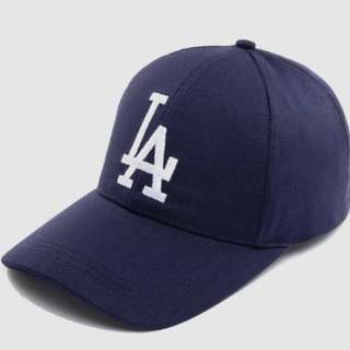 LA Era Navy Blue Baseball Cap