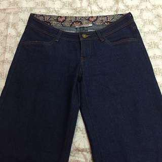 Flare Wide Jeans #50under
