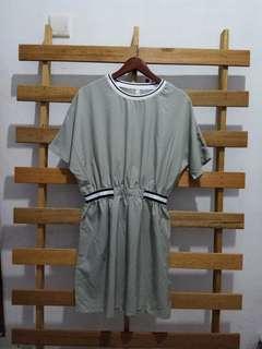 Korean casual dress