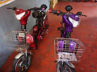 Romai E-bike Phoenix