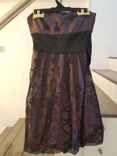Daniel Yam prom dress