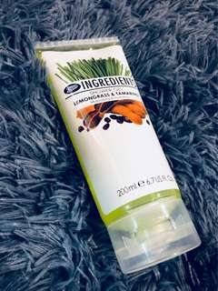 Lemongrass and Tamarind Shower Gel