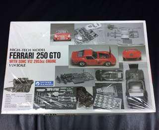 1/24 Ferrari 250 GTO with SOHC V12 Engine