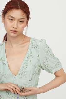Authentic H&M Crepe Dress