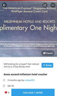 Cheapest staycation at millenium hotel and resorts