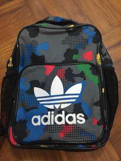 Adidas kids backpack