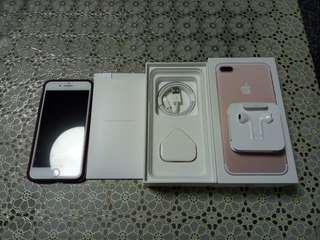 Iphone7+ 128GB Rose Gold