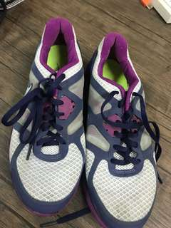 Nike Lunarglide in Purple and Violet