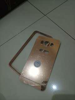 Casing hp rose gold