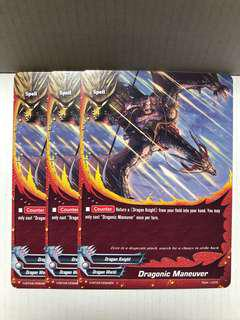 Buddyfight Hbt04 common cards