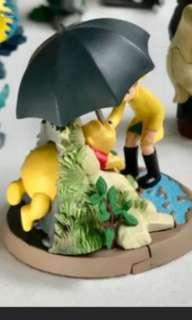 徵求pooh擺設