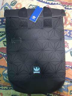 Adidas Issey Miyake's 3D Mesh Bag in Black