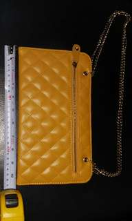 Sling wallet