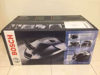 Bosch hygienic vacuum cleaner GL-40