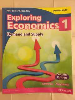 Exploring Economics 1 - Demand and Supply