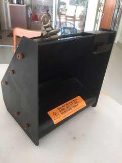 Airgun do all bullet box shooting range indoors rare item