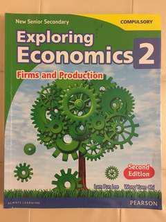 Exploring Economics 2 - Firms and Production