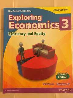Exploring Economics 3 - Efficiency and Equity