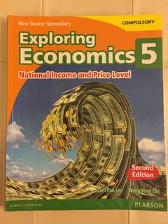 Exploring Economics 5 - National Income and Price Level