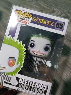 Funko POP! Movies. Beetlejuice