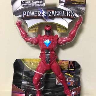 Super Morphin Red Ranger (2017 Power Ranger movie series)