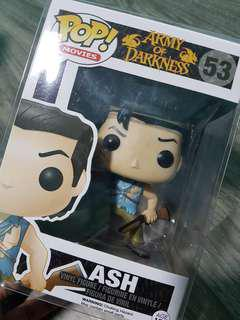 Funko POP! Movies. Army of Darkness - Ash
