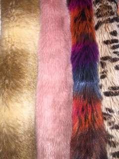 RENTING fur coats!