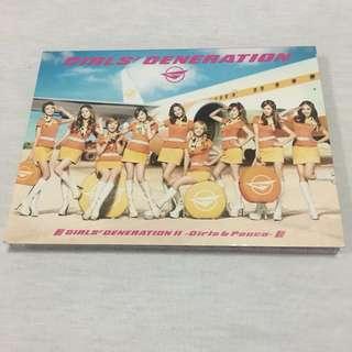 GIRLS' GENERATION II -Girls & Peace