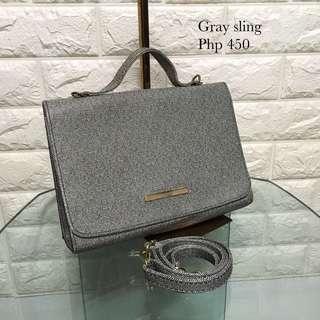 Gray sling