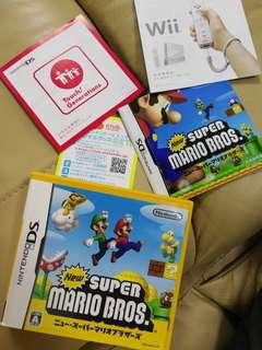日版 NDS super Mario bros