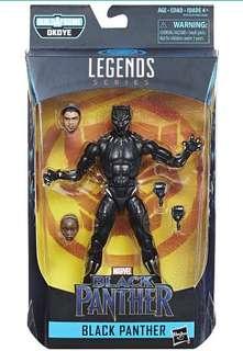 Marvel Legends - Black Panther (訂)