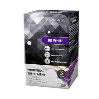 Be White (2×30s, 2 months supply)