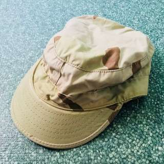 Camouflage cap from Bahrain