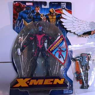 Marvel Legends Archangel Figure, MIB No BAF