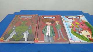 Komik Digimon