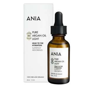 ANIA Pure Argan Oil Light (60ml)