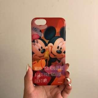 全新迪士尼米奇米妮iPhone 6/6s手機殼