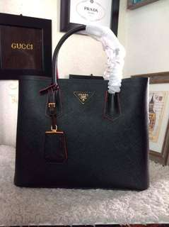 Prada Double Bag