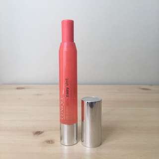 Clinique chubby lipstick baby tint (moisturizing lip color balm)