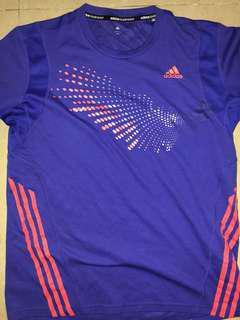Adidas tee L 羽毛球 款 nike