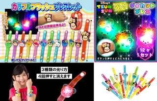 🇯🇵日本Disney發光閃燈手帶⌚(隨機)