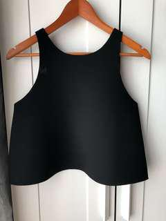 Oak+Fort Black Tank Small