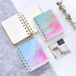 Galaxy Design A7 Notebook
