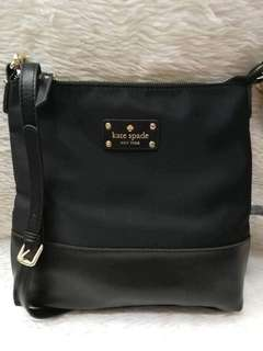 Kate Spade Nylon Crossbody Bag