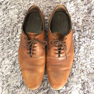 zara man dress shoe