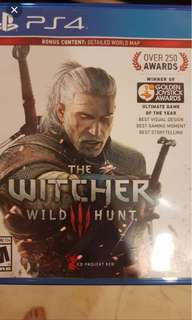 The Witcher 3 - beli 500an rb