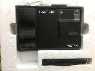 WOTAN FLASH-DISC camera vintage antique collectible